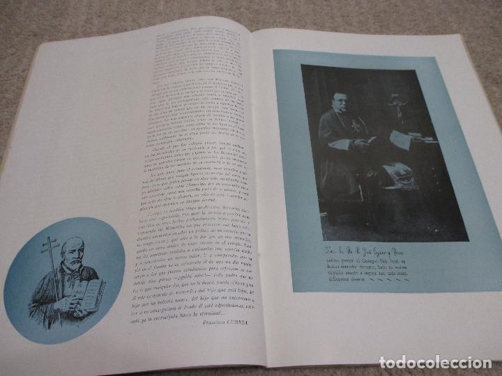 Libros de segunda mano: Memoria escolar 1946-47 Escuelas Pías, Colegio San José, Escolapios de Santander - Foto 3 - 208453721