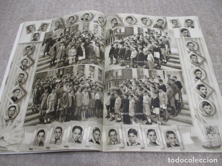 Libros de segunda mano: Memoria escolar 1946-47 Escuelas Pías, Colegio San José, Escolapios de Santander - Foto 4 - 208453721