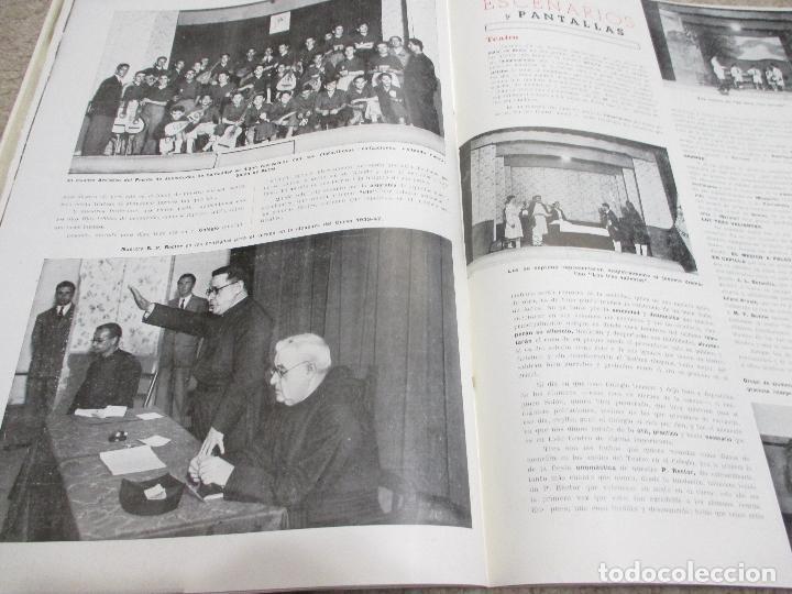 Libros de segunda mano: Memoria escolar 1946-47 Escuelas Pías, Colegio San José, Escolapios de Santander - Foto 5 - 208453721