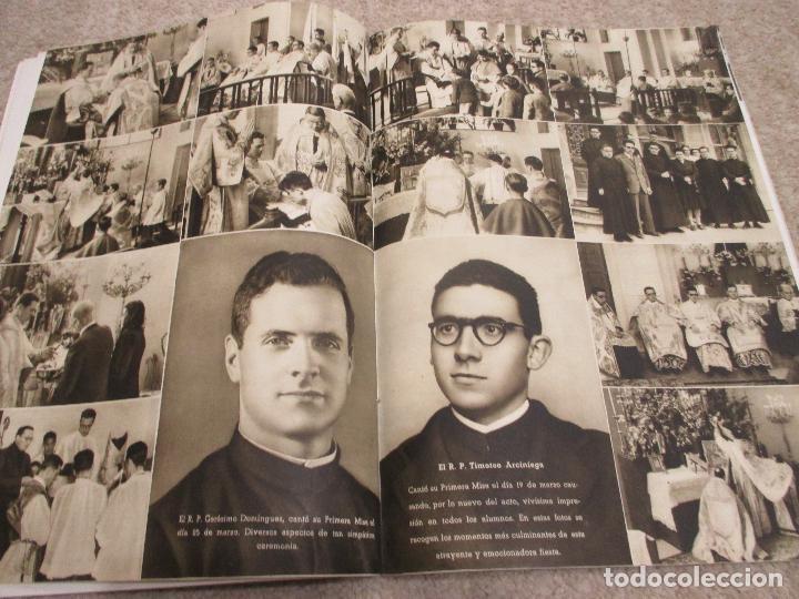 Libros de segunda mano: Memoria escolar 1946-47 Escuelas Pías, Colegio San José, Escolapios de Santander - Foto 7 - 208453721