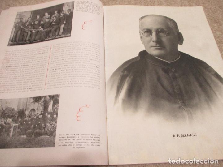 Libros de segunda mano: Memoria escolar 1945-46 Escuelas Pías, Colegio San José, Escolapios de Santander - Foto 2 - 208454025