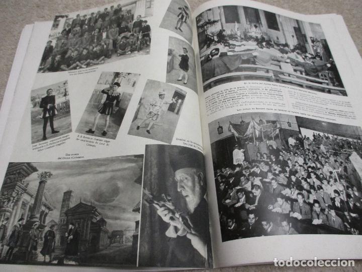 Libros de segunda mano: Memoria escolar 1945-46 Escuelas Pías, Colegio San José, Escolapios de Santander - Foto 3 - 208454025