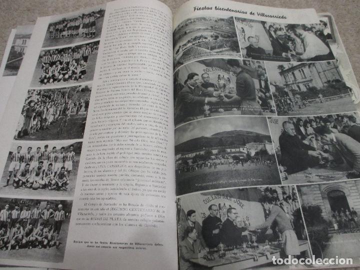 Libros de segunda mano: Memoria escolar 1945-46 Escuelas Pías, Colegio San José, Escolapios de Santander - Foto 4 - 208454025