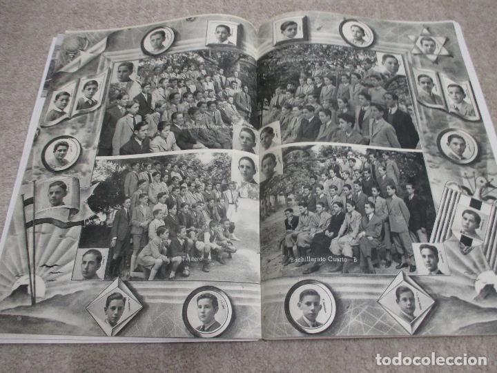 Libros de segunda mano: Memoria escolar 1945-46 Escuelas Pías, Colegio San José, Escolapios de Santander - Foto 5 - 208454025