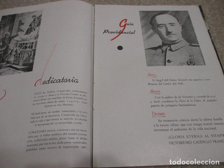 Libros de segunda mano: Memoria escolar 1942-43 Escuelas Pías, Colegio San José, Escolapios de Santander - Foto 2 - 208454123