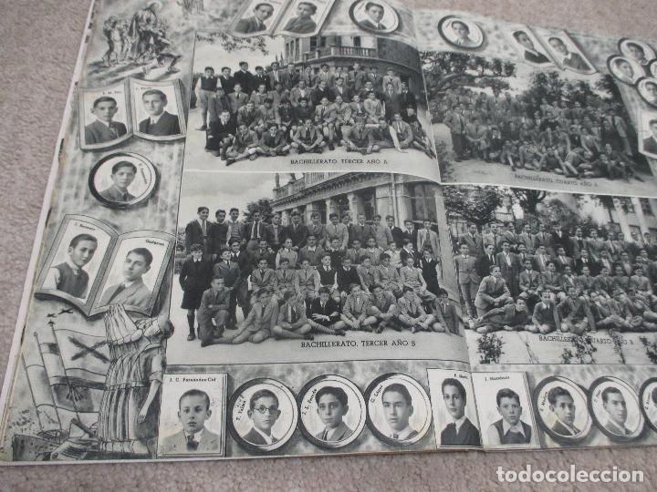 Libros de segunda mano: Memoria escolar 1942-43 Escuelas Pías, Colegio San José, Escolapios de Santander - Foto 3 - 208454123