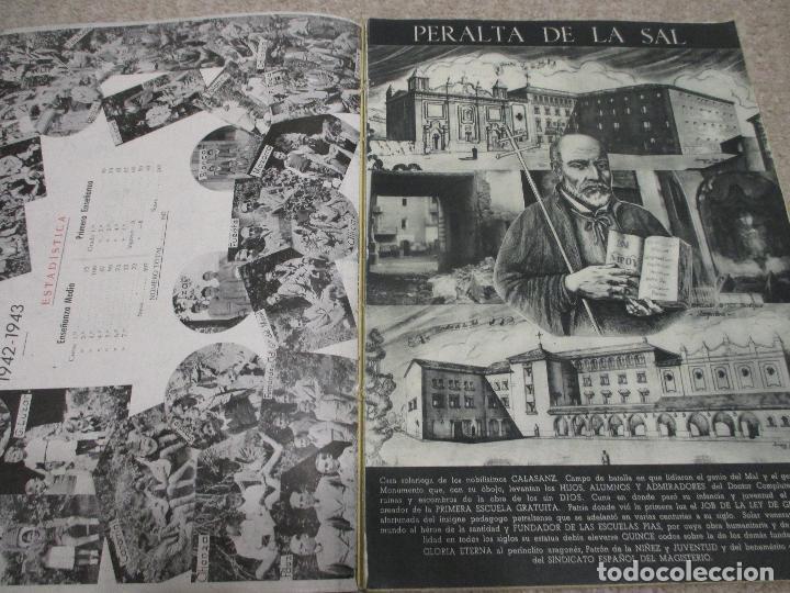 Libros de segunda mano: Memoria escolar 1942-43 Escuelas Pías, Colegio San José, Escolapios de Santander - Foto 4 - 208454123
