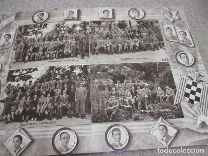 Libros de segunda mano: Memoria escolar 1942-43 Escuelas Pías, Colegio San José, Escolapios de Santander - Foto 5 - 208454123