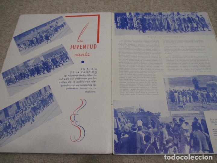 Libros de segunda mano: Memoria escolar 1942-43 Escuelas Pías, Colegio San José, Escolapios de Santander - Foto 6 - 208454123