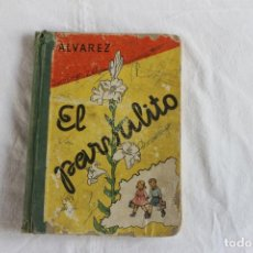 Libri di seconda mano: EL PARVULITO. Lote 209036440