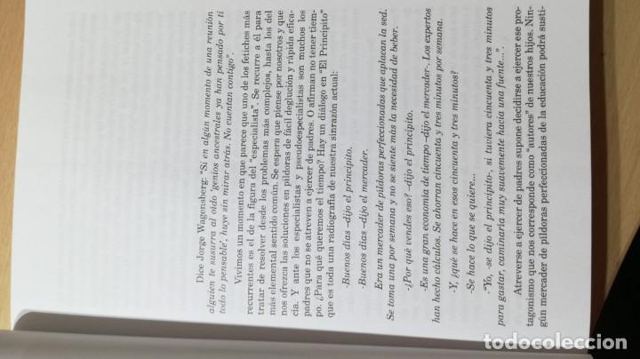 Libros de segunda mano: ATREVERSE A EJERCER DE PADRES - ABILIO DE GREGORIO GARCIA - CON ACTIVIDADES TXT54 - Foto 11 - 209910447