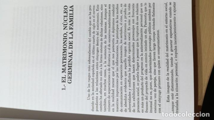 Libros de segunda mano: ATREVERSE A EJERCER DE PADRES - ABILIO DE GREGORIO GARCIA - CON ACTIVIDADES TXT54 - Foto 12 - 209910532