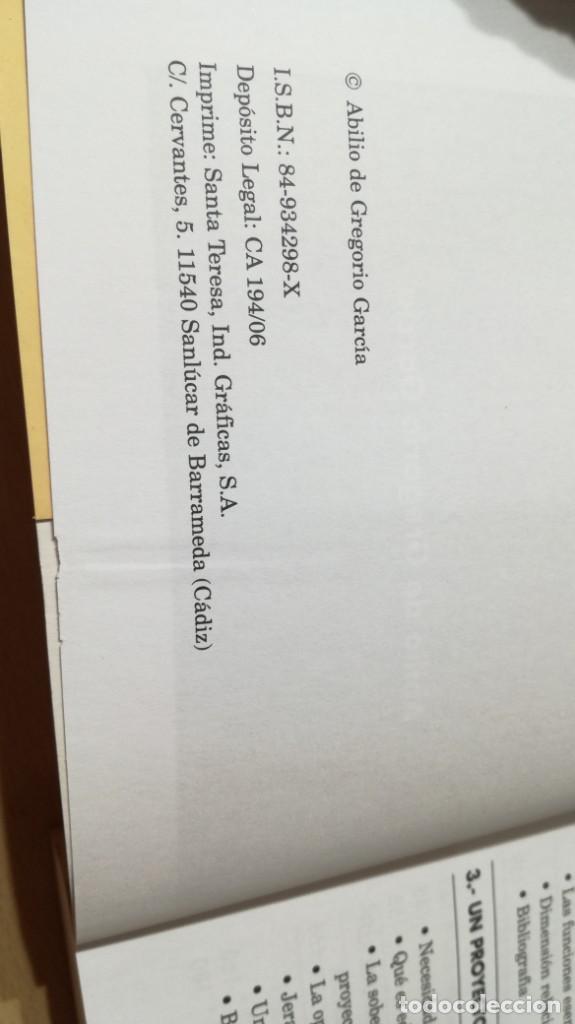 Libros de segunda mano: ATREVERSE A EJERCER DE PADRES - ABILIO DE GREGORIO GARCIA - CON ACTIVIDADES TXT71-72AB - Foto 13 - 226127891