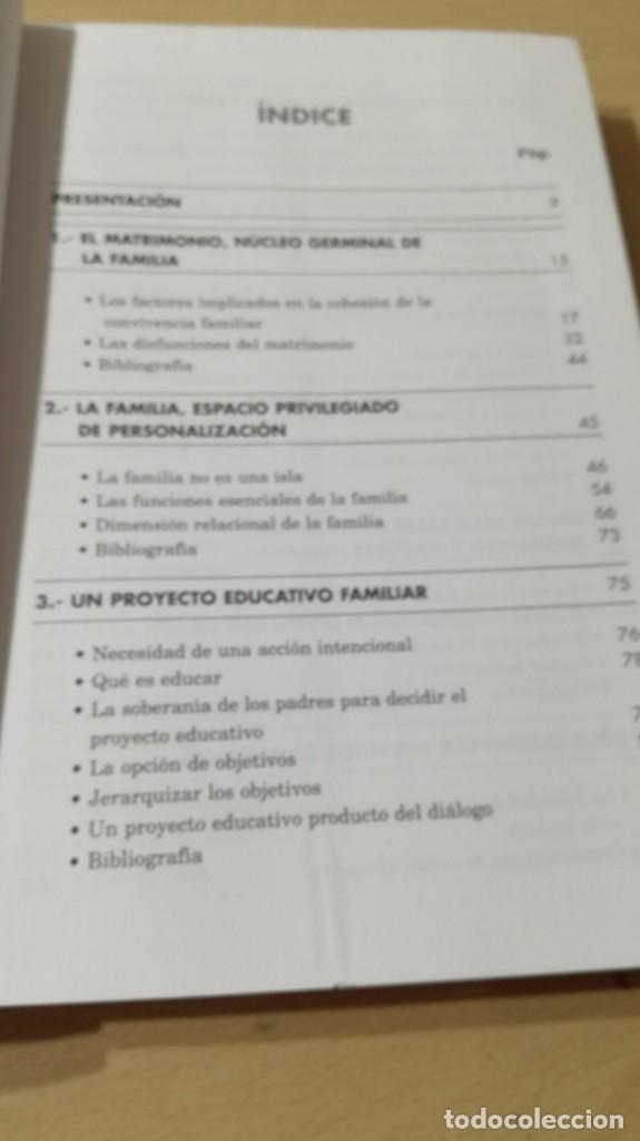 Libros de segunda mano: ATREVERSE A EJERCER DE PADRES - ABILIO DE GREGORIO GARCIA - CON ACTIVIDADES TXT71-72AB - Foto 14 - 226127891