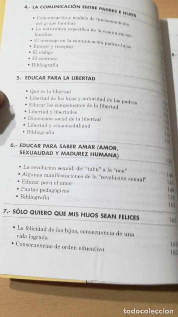 Libros de segunda mano: ATREVERSE A EJERCER DE PADRES - ABILIO DE GREGORIO GARCIA - CON ACTIVIDADES TXT71-72AB - Foto 2 - 226127891