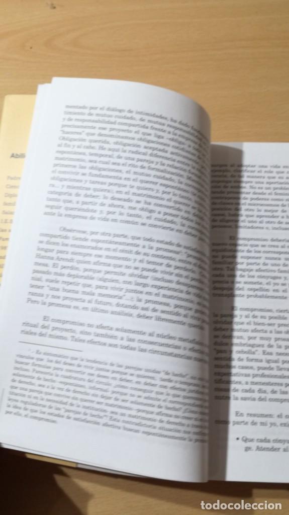 Libros de segunda mano: ATREVERSE A EJERCER DE PADRES - ABILIO DE GREGORIO GARCIA - CON ACTIVIDADES TXT71-72AB - Foto 6 - 226127891
