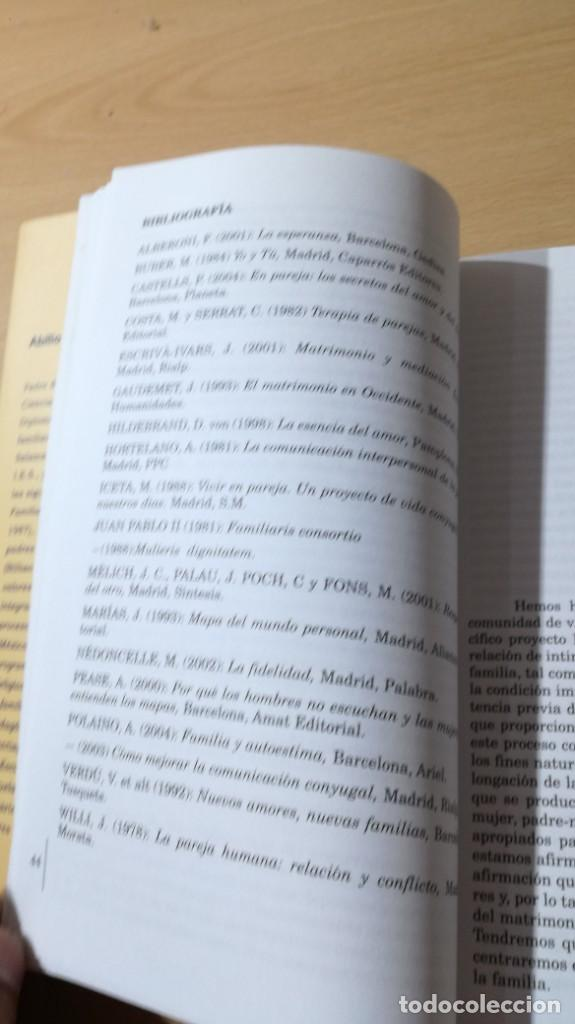 Libros de segunda mano: ATREVERSE A EJERCER DE PADRES - ABILIO DE GREGORIO GARCIA - CON ACTIVIDADES TXT71-72AB - Foto 7 - 226127891