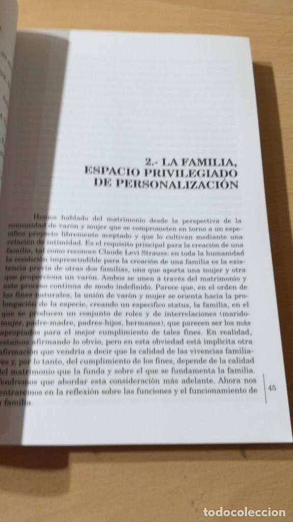 Libros de segunda mano: ATREVERSE A EJERCER DE PADRES - ABILIO DE GREGORIO GARCIA - CON ACTIVIDADES TXT71-72AB - Foto 8 - 226127891