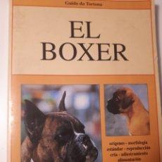 Libros de segunda mano: EL BOXER. GUIDO DE TORTONA. Lote 211423662