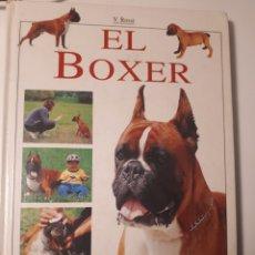 Libros de segunda mano: EL BOXER. V. ROSSI. Lote 211424197