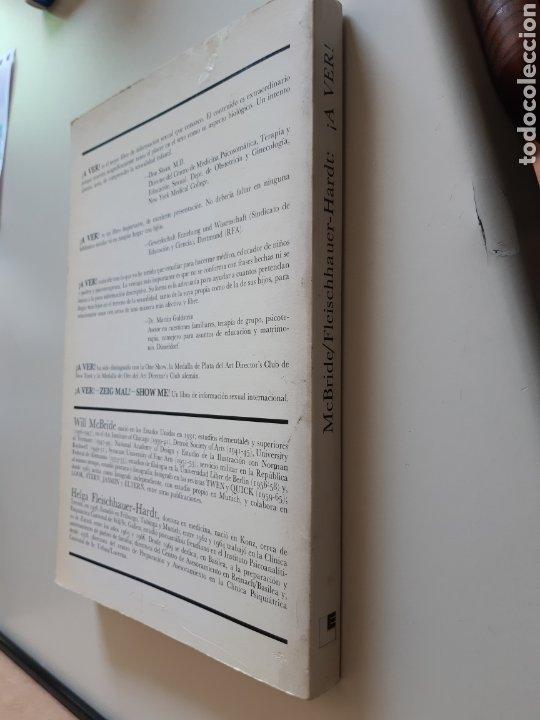 Libros de segunda mano: A ver año 1979 Will Mc Bride Helga Fleischhauer Loguez ediciones educacion sexual para niños - Foto 2 - 212236476