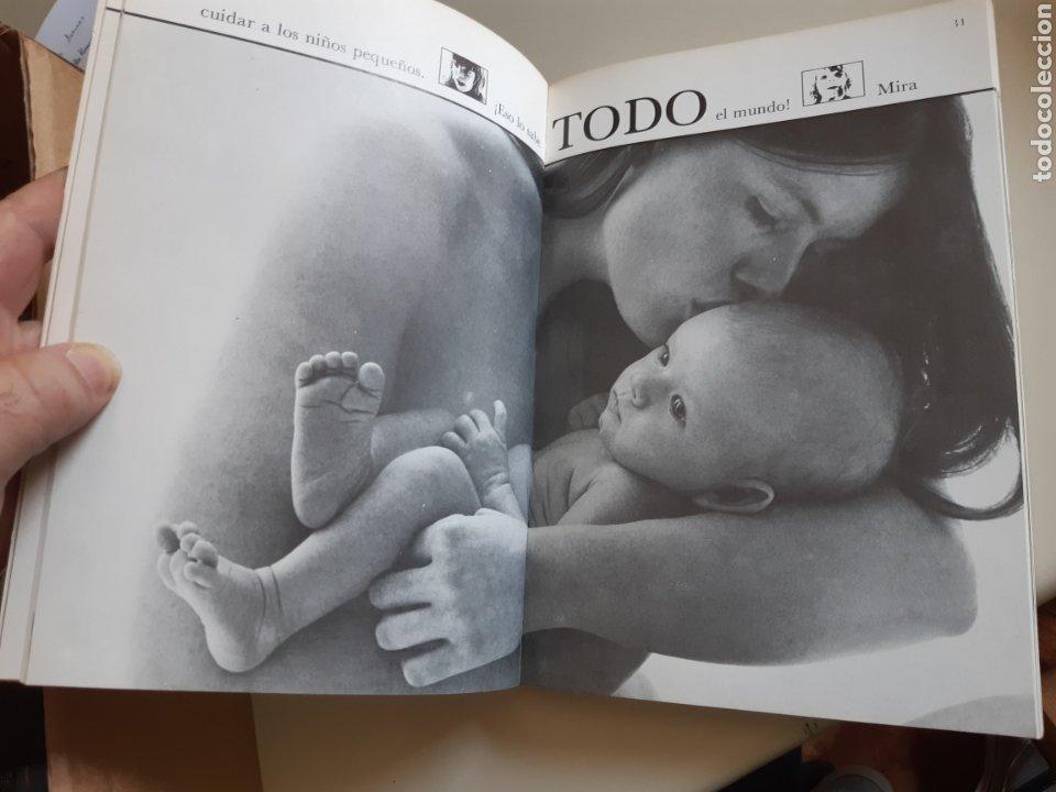 Libros de segunda mano: A ver año 1979 Will Mc Bride Helga Fleischhauer Loguez ediciones educacion sexual para niños - Foto 4 - 212236476
