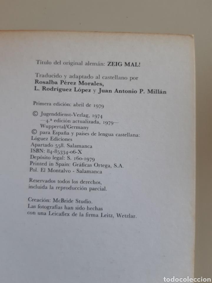 Libros de segunda mano: A ver año 1979 Will Mc Bride Helga Fleischhauer Loguez ediciones educacion sexual para niños - Foto 6 - 212236476