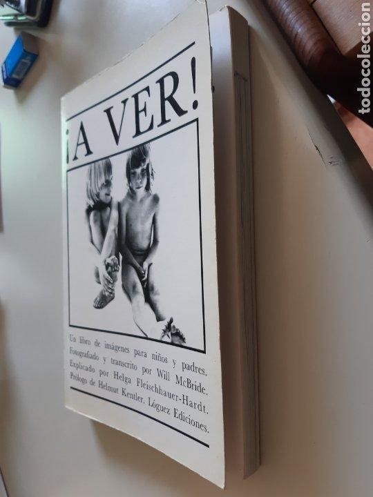 Libros de segunda mano: A ver año 1979 Will Mc Bride Helga Fleischhauer Loguez ediciones educacion sexual para niños - Foto 7 - 212236476