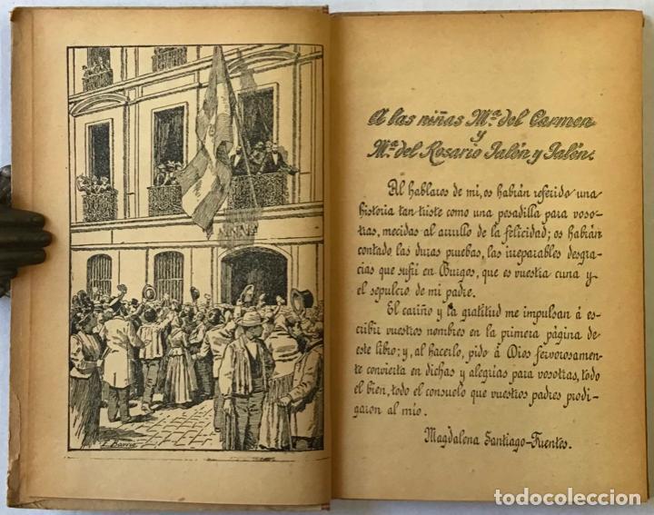 Libros de segunda mano: LA ESCUELA Y LA PATRIA. Lecturas manuscritas. - SANTIAGO-FUENTES, Magdalena. - Foto 3 - 123245475