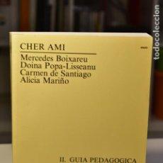 Libros de segunda mano: II. GUIA PEDAGOGICA- VV.AA- ED. UNED. Lote 214228006