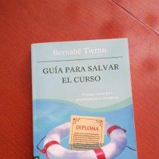 Libros de segunda mano: GUÍA PARA SALVAR EL CURSO.. Lote 215714808