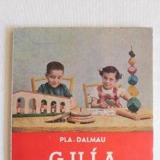 Libros de segunda mano: CATALOGO DE MATERIAL ESCOLAR 1962 GUIA ESACMA DCP. Lote 218392620