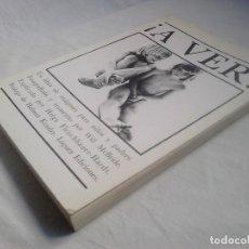 Libros de segunda mano: ¡A VER! - MCBRIDE, W.; FLEISCHHAUER-FLARDT, H. - LÓGUEZ EDICIONES, 1979 / EDUCACIÓN SEXUAL. Lote 164919814