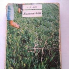 Libros de segunda mano: SUMMERHILL/A.S. NEILL. Lote 222727422