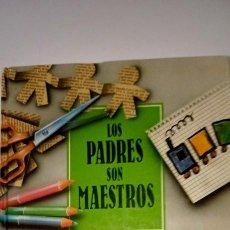 Libros de segunda mano: LOS PADRES SON MAESTROS MÉTODO BOWDOIN NUEVO. Lote 224715170