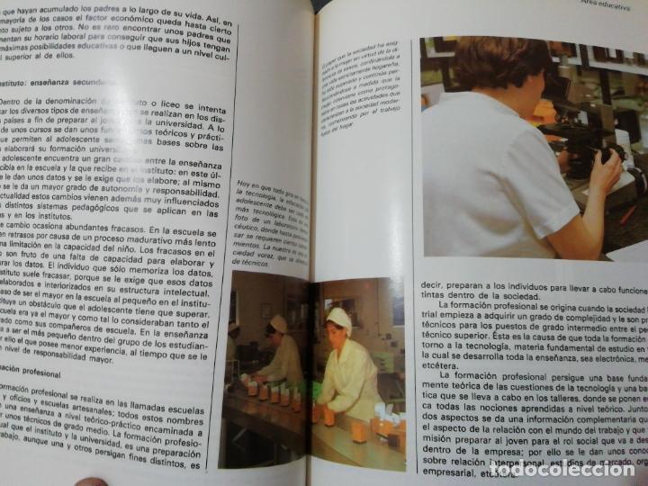Libros de segunda mano: Adolescencia - tomo 7 de Programa formación de padres - Foto 5 - 225815095