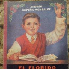 Libros de segunda mano: EL FLORIDO PENSIL. MEMORIA DE LA ESCUELA NACIONALCATÓLICA EDICIÓN: 1994. Lote 228927792