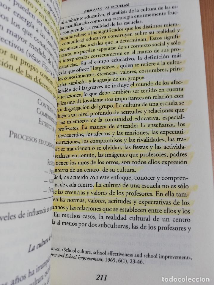 Libros de segunda mano: CONTROVERSIAS EN LA EDUCACIÓN ESPAÑOLA (ÁLVARO MARCHESI) - Foto 8 - 233612495