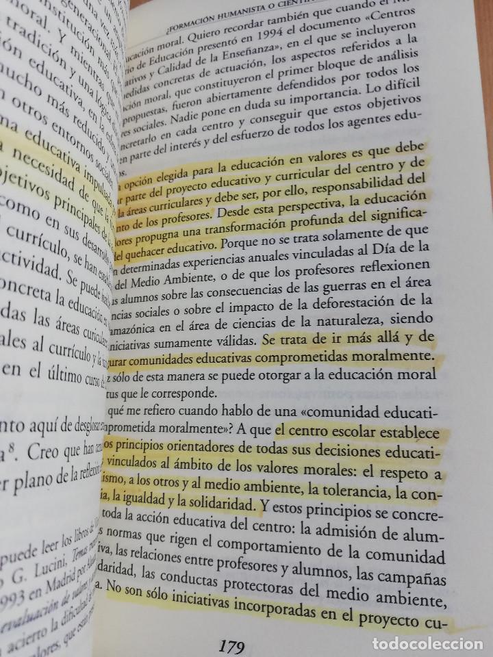 Libros de segunda mano: CONTROVERSIAS EN LA EDUCACIÓN ESPAÑOLA (ÁLVARO MARCHESI) - Foto 9 - 233612495