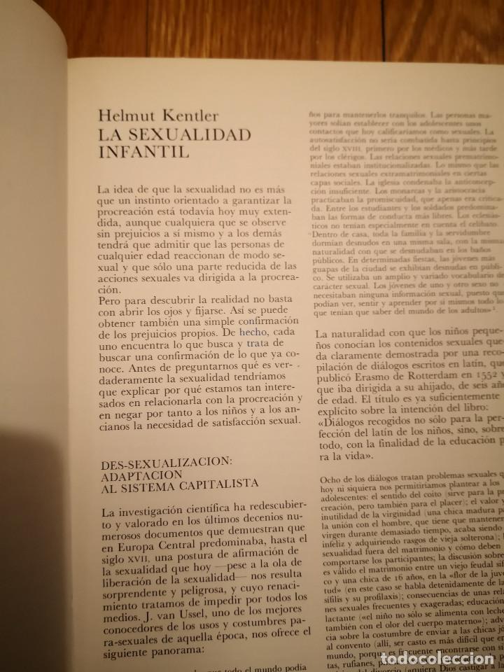 Libros de segunda mano: ! A VER ! FOTOGRAFÍA PEDAGOGÍA SEXUALIDAD WILL MCBRIDE HELGA FLEISCHHAUER HELMUT KENTLER 1979 - Foto 2 - 233767920