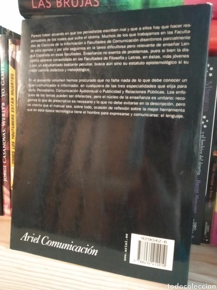 Libros de segunda mano: Lengua española y comunicación. M victoria romero. Ariel. - Foto 2 - 237412800