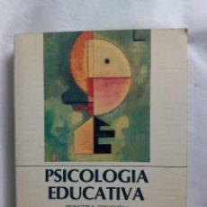 Libros de segunda mano: PSICOLOGÍA EDUCATIVA / ANITA E. WOOLFOLK. Lote 238233870