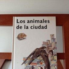 Libros de segunda mano: LOS ANIMALES DE LA CIUDAD. CONOCIMIENTOS EDELVIVES. ENVÍO CERTIFICADO 4.99.. Lote 240257120