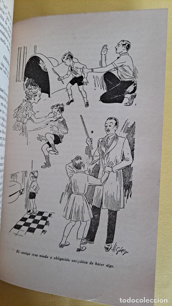 Libros de segunda mano: EVA GIBERTI -ESCUELA PARA PADRES ( 3 TOMOS) - BUENOS AIRES 1968 - Foto 12 - 242021245