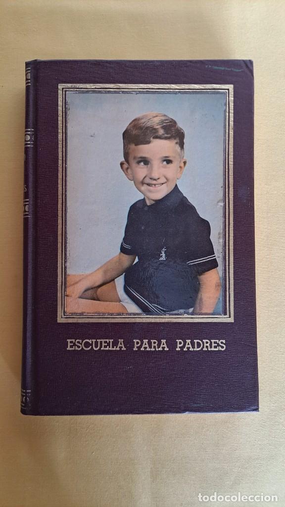 Libros de segunda mano: EVA GIBERTI -ESCUELA PARA PADRES ( 3 TOMOS) - BUENOS AIRES 1968 - Foto 14 - 242021245