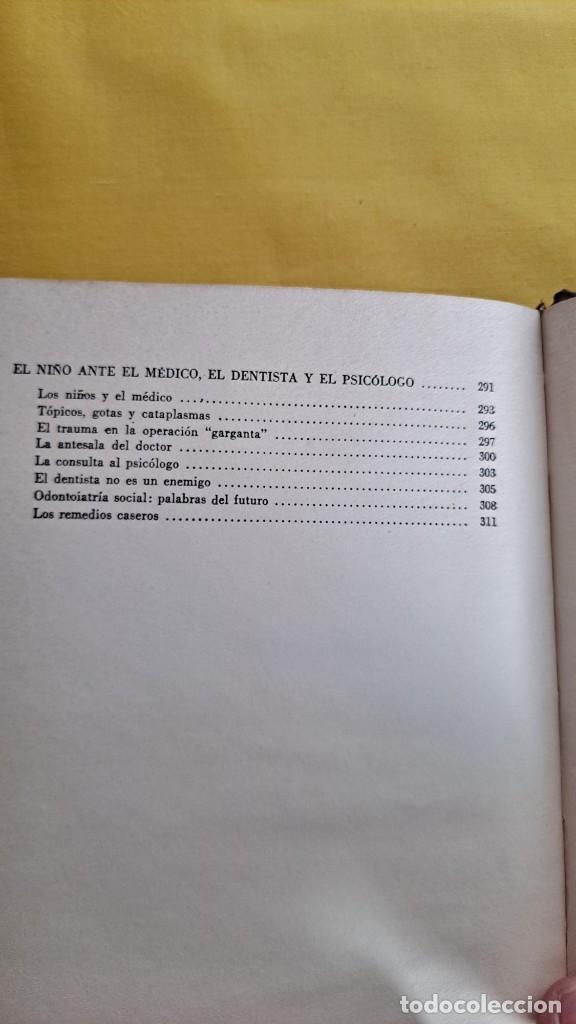 Libros de segunda mano: EVA GIBERTI -ESCUELA PARA PADRES ( 3 TOMOS) - BUENOS AIRES 1968 - Foto 25 - 242021245