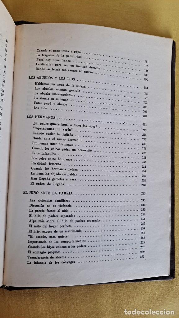 Libros de segunda mano: EVA GIBERTI -ESCUELA PARA PADRES ( 3 TOMOS) - BUENOS AIRES 1968 - Foto 29 - 242021245
