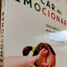 Libros de segunda mano: EDUCAR ES EMOCIONAR. JOVE PONS, ZAMBRANO CALZADO. Lote 244554080