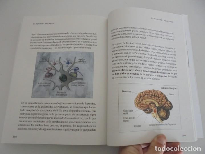 Libros de segunda mano: EL ALMA DEL DISLEXICO. RAFAEL DE MORA SANCHEZ. DEDICADO POR EL AUTOR. 2009 - Foto 17 - 245213250