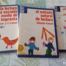 Libros de segunda mano: LOTE DE 3 LIBROS . BEM 7 , BEM 14 Y BEM 19. Lote 245354015